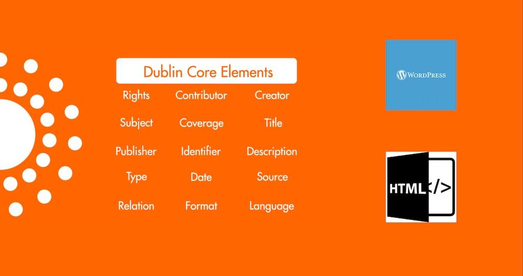 Dublin Core - Generador de Código HTML y Plugin WordPress - PasilloDigital.com